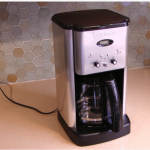 How To Operate Cuisinart Coffee Maker