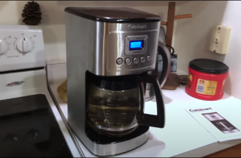 How To Turn On Cuisinart Coffee Maker