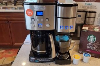 How to Set Clock on Cuisinart Coffee Maker