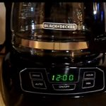 How to Work Black and Decker Coffee Maker