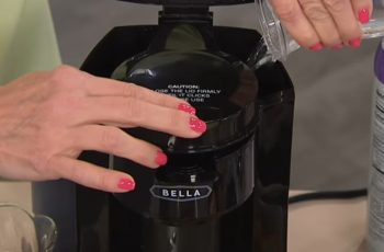 How to Use a Bella Coffee Maker