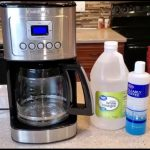 How to Clean Coffee Maker with Vinegar Cuisinart