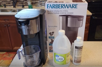How to Clean Farberware Coffee Maker