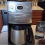 Cuisinart coffee maker how many scoops