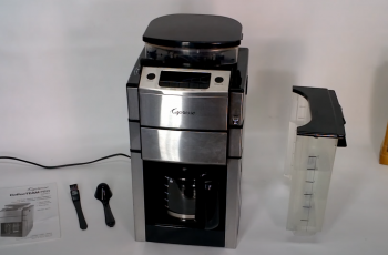 How To Clean A Capresso Coffee Maker