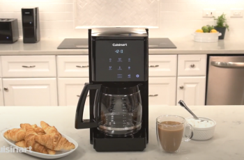 How To Run Clean Cycle On Cuisinart Coffee Maker