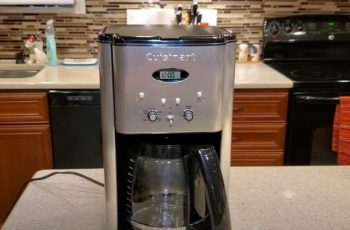 How to Set the Clock on a Cuisinart Coffee Maker