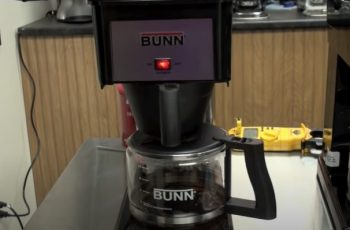 How to Get Water Out of Bunn Coffee Maker