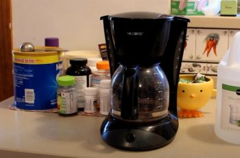 How to Get Mold Out of Coffee Maker