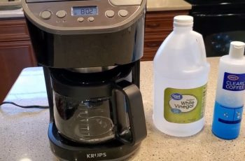How to Clean My Krups Coffee Maker