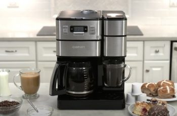 How to Use Cuisinart Grind and Brew Coffee Maker