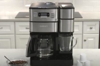 How to Use Cuisinart Coffee Maker Grind and Brew