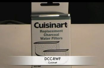 Cuisinart Coffee Maker Water Filter How Often To Replace