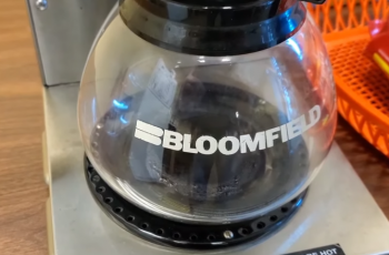 How to Clean Burnt Coffee Maker?