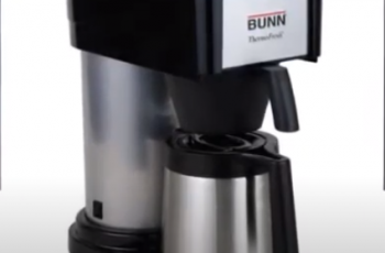 How to Use Bunn Thermofresh Coffee Maker