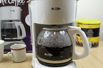 How Much Coffee In Mr Coffee Maker
