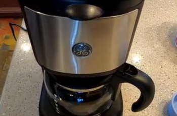 How To Clean A GE Coffee Maker