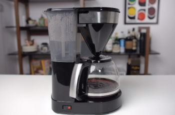 How to get Plastic Taste Out of New Coffee Maker?