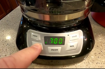 How To Set Auto Timer On Black And Decker Coffee Maker