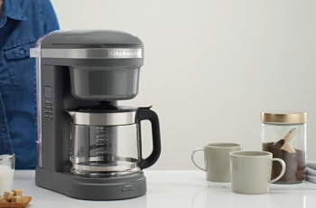 How To Reset Clean Light On Kitchenaid Coffee Maker