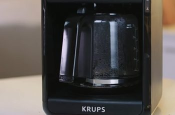 How To Set Time On Krups EC311 Coffee Maker