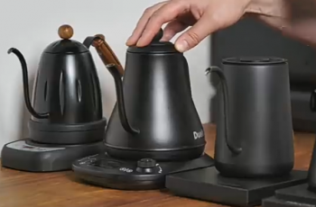 How To Use Kettle Coffee Maker