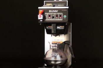 How to Clean a Bunn Coffee Maker with the Tool