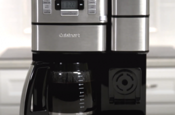 How to Program Cuisinart Coffee Maker Grind and Brew
