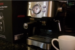Where are Gevi Coffee Makers Made