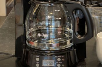 How to Turn on Mr Coffee Maker